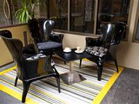 Outdoor Coffee Seating - Mantra on Little Bourke